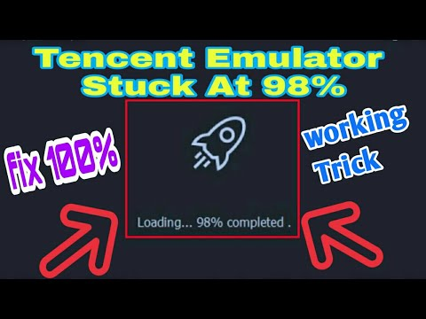 How to Fix 98% Error / Issue When Starting Tencent Gaming Buddy