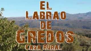 Video del alojamiento El Labrao de Gredos