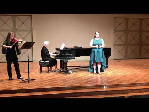 I really enjoyed working on this piece and getting to perform it.