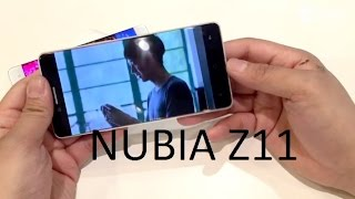 ZTE Nubia Z11 Unboxing, Hands On And Review