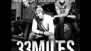 33 Miles - Apologize