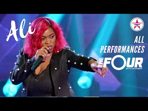 Ali Caldwell: All Performances On 'The Four' Season 2 | Which one is your favorite?