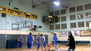 preview picture of video 'Harlem Shake - Elitzur Yavne Basketball'