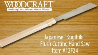The 12 Tools Of Christmas  Tool 8 Japanese Flush Cut Saw