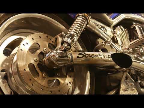 2005 Harley-Davidson VRSCA V-Rod® in Coralville, Iowa - Video 1