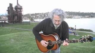 Jim Page Sings Gasworks Park At Gasworks Park