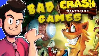 Bad Crash Bandicoot Games - AntDude