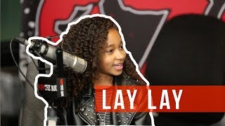 "That Girl Lay Lay Talks Being The Youngest Signed Female Rapper, Drops ""Money"" Freestyle + More!"