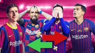 The 16 Players FC Barcelona Have Put On Their Transfer List | Oh My Goal
