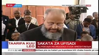 Taarifa Kuu: Aliyekuwa mkurugenzi KVDA pamoja na washukiwa wengine wafikishwa Kotini