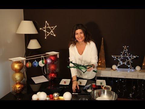 Cómo hacer estrellas de luz para Navidad