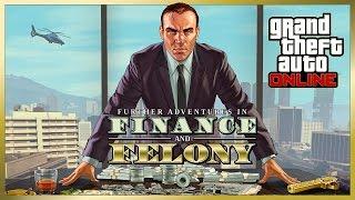 GTA Online: «Новые приключения бандитов и мошенников» RUS