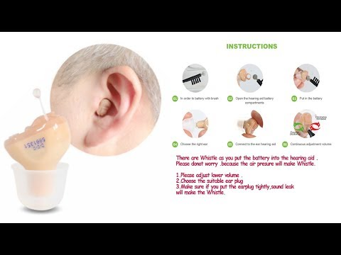 Best Hearing Aids On The Market For The Elder