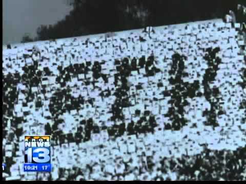 Rose Bowl prank