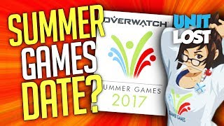 Overwatch News - Summer Games Date? / Doomfist Launch Date (July 27th)
