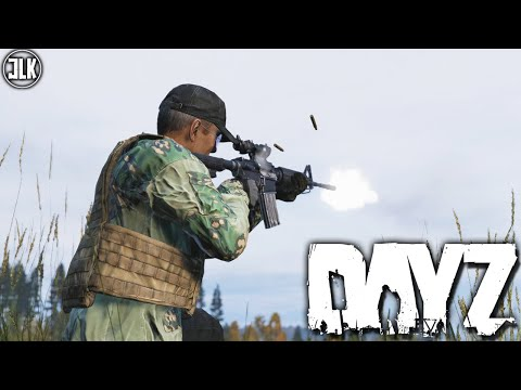 DAYZ 1.03 | Northern Squad Fights!
