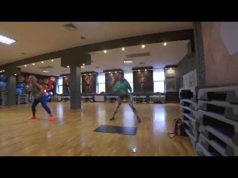 Ćwiczenia mięśni nóg w pracy