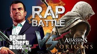 Рэп Баттл - Assassin