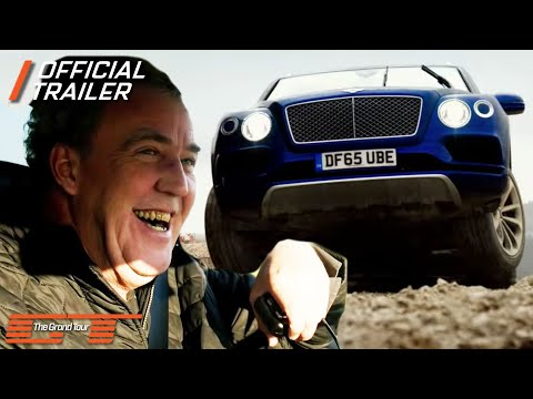 The Grand Tour: Week 11, Episode 12
