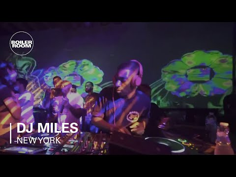 DJ Miles | Boiler Room x IFFY FM