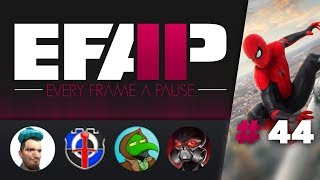 EFAP #44 - The Curious Case of HiTop Films + MCU Spiderman With Shadiversity, Fringy and DasBoSchitt