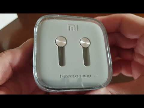 Banggood Xiaomi Hybrid Pro Three Drivers Graphene Earphone Headphone With Mic - Unboxing