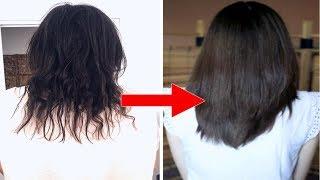 Try This Natural Hair Thinning Treatment - Stop Hair fall #haircaretips #hairfall