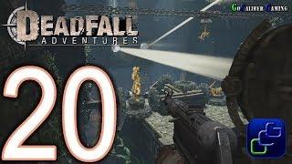 DEADFALL Adventures Walkthrough - Part 20 - Level 11: Xibalba