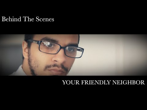 Your Friendly Neighbor - My Rode Reel 2017 BTS