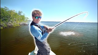 I Did NOT Mean To HOOK This Everglades BEAST FISH! (Florida Send DAY 6)