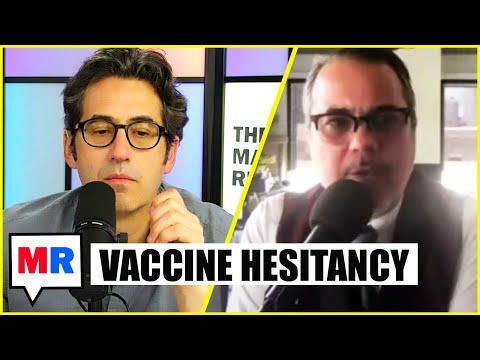 Infectious Disease Expert Sounds The Alarm On Vaccine Hesitancy
