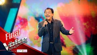 อาต๊อด - What A Wonderful World - Final - The Voice Senior Thailand - 30 Mar 2020