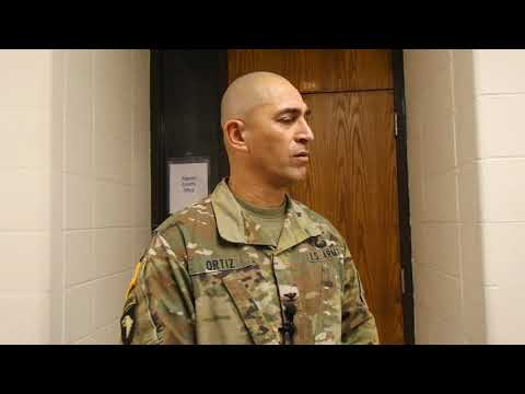 Video: Col. Luis Ortiz talks about the chances open burning is eliminated at HSAAP
