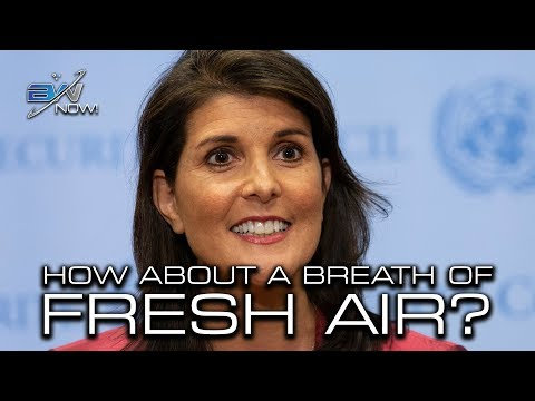 Nikki Haley Tell-All Breaks Shocking News about How Trump Treats a Woman