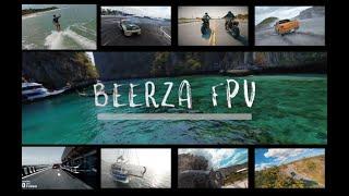 BeerZa FPV Showreel #DroneRacing 2020