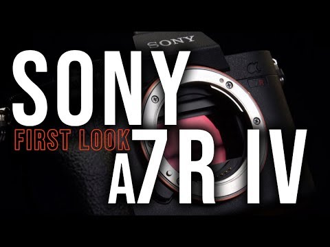 Sony A7R IV First Look | Sony's NEW A7RIV Brings Mirrorless Cameras to the Next Level