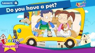 Bài 15_ (A) Bạn có một con vật cưng? - Cartoon Câu chuyện