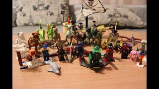 LEGO Обзор! Minecraft, Ninjago...и многое другое!