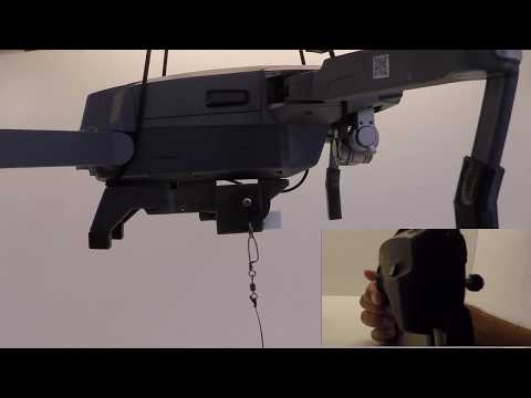 drone-sky-hook--controlling-the-drop-wheel-with-the-dji-mavic-remote-controller