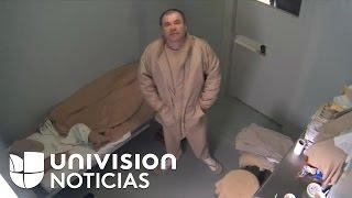 El último Recorrido De 'El Chapo' Guzmán En México Antes De Ser Extraditado A EEUU