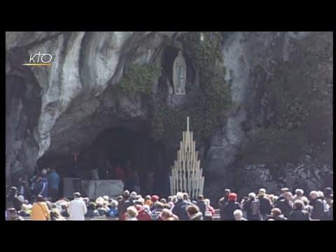 Chapelet à Lourdes du 12 avril 2019