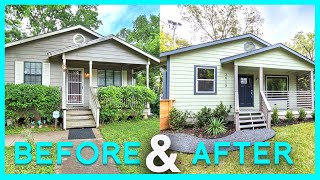 House Flip Before And After: East Austin Bungalow