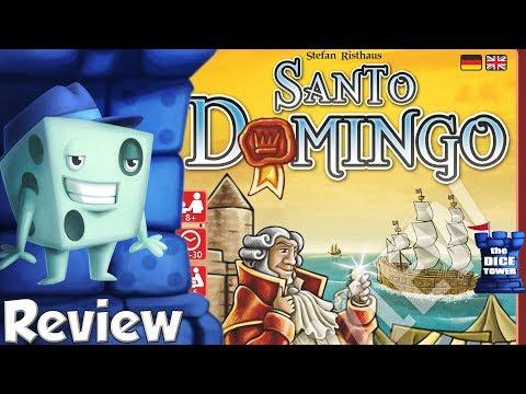 Santo Domingo Review - with Tom Vasel