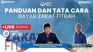 OASE: Syarat dan Hukum Bayar Zakat Fitrah, Disertai Tata Cara Membayar Zakat Fitrah
