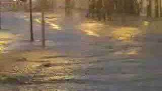 preview picture of video 'Flensburg Unwetter 2'