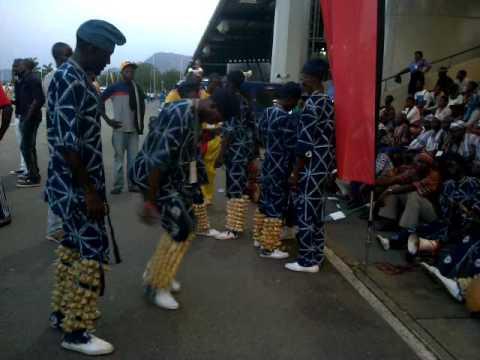 Goge Dance in Abuja
