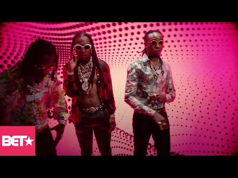 #BETInstacarpet BET Awards 2017 - Migos