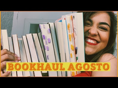 BOOKHAUL AGOSTO | Tipo Tumblr  📚