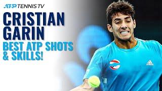 25 Brilliant Cristian Garin Tennis Shots & Skills!