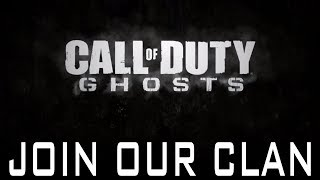 How to Join Our Call of Duty Ghosts Clan - The Pub Stars